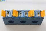 Trasformatore corrente a tre fasi D363 50-600A 3 in 1 Cts unito