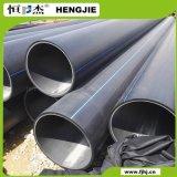 Tubulação de dreno do HDPE de SDR17 Pn10 tubulação de dreno de 10 polegadas