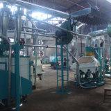 20t/D機械を完全にさせる白いトウモロコシの小麦粉