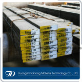 Выкованные квартиры прессформы DIN1.2436 стальные от собственной фабрики