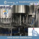 Producitonラインをびん詰めにするためのペットびんの純粋な水満ちる装置