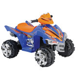 5409917 Wholesale 4 Wheels Refillable Motorcycle Toys for Kids Because