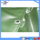Tessuto della tela di canapa del poliestere per i coperchi della tela incatramata