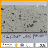 Pedra artificial projetada de quartzo para Kitchentops/telhas/lajes/revestimento