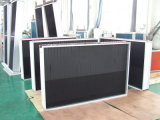 Hydrophlic Flosse-kupfernes Gefäß HVAC-Systems-Wärmetauscher