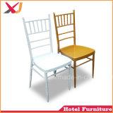 Stuhl heißer Verkaufs-Stahlhochzeits-Ereignis-Bankett-Tiffany-Chiavari für Hotel-Gaststätte