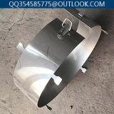 ステンレス鋼のフランジの安全スプレー盾