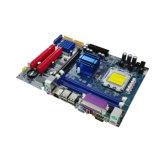 Быстрая материнская плата поддержки DDR2 компьютерного оборудования LGA перевозкы груза 755 для настольный компьютер (945-775)