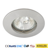GU10 fijo/MR16 Downlight LED Empotrables de techo Soporte Downlight
