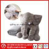 Jouet animal de peluche de la CE d'éléphant avec la couverture