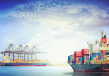 Consolidação de frete marítimo LCL Guangzhou para Dallas, TX
