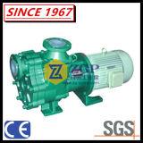 일렬로 세워지는 수평한 Fluoroplastic 원심 화학 산성 펌프를 일렬로 세우기