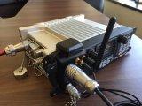 Móvil VHF baja de la radio de 2 vías en 30-88MHz/50W Compatible con una baja de mano de Radio VHF 2