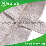 Recyclage organique de haute qualité de l'épaule en toile de coton commercial promotionnel sac fourre-tout