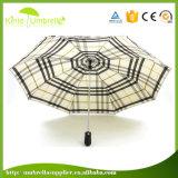 Высокое качество рекламы зонтик с логотипом компании печати