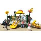 Напольная спортивная площадка серии джунглей для парков детей с высоким качеством Kq60059A