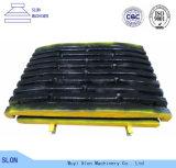 Pièces à bascule chaudes de broyeur de maxillaire de plaque de maxillaire de plaque de Terex Jc3660 de ventes