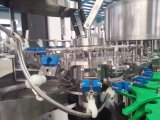 Macchina di coperchiamento di riempimento di lavaggio 3in1 del vino della bottiglia di vetro