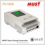 Contrôleur solaire de rail élevé de charge du rendement PC1600 MPPT