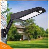 48 Bewegungs-Fühler-drahtloses Sicherheits-Garten-Wand-Solarlicht des LED-im Freien Licht-4in1
