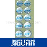 Kundenspezifisches Form-Zeichen gestempelschnittener Firmenzeichen-Raum-Kleber-Abdeckung-Kennsatz