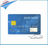 Carte blanche neuve Smart Card du contact IC de PVC Sle4428 de blanc