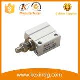 Cilindro pneumatico del Han standard del cilindro di Cdujb10-6dm per l'asse di rotazione della perforatrice del PWB