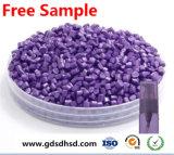 注入のための工場価格の紫色カラーMasterbatchかフィルムまたはケーブル