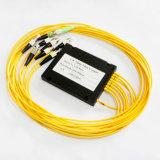divisore ottico passivo della fibra di 1X32 FTTH Gpon 1*16 Sc/Upc
