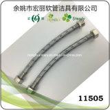 Draad Gevlechte Slang, Flexibele Slang, de Slang van het Water van het Roestvrij staal