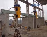 自動石造り橋装置の切断の大理石のブロック