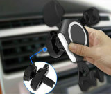 Aérateur de support de fixation voiture Chargeur de téléphone sans fil rapide