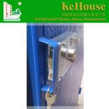 Vorfabriziertes Haus verwendete einzelne Sicherheits-Tür für Südostasien-Land