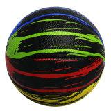 بالجملة ترقية مطّاطة كرة سلّة كرة في شحن