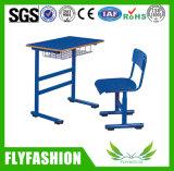 의자 (SF-77S)를 가진 현대 학교 교실 가구 단 하나 책상