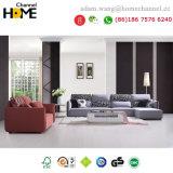 Design simples e moderno sofá de tecido para a sala de estar em casa (HC-R513)