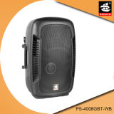 Портативный на улице с Bluetooth Professional громкоговоритель PS-4008обт-Wb