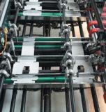 Caja de papel Online automática Máquina de embalaje de la ventana