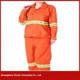 Fato uniforme da segurança barata por atacado da fábrica (W250)