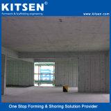 Kitsen tous les coffrages pour la construction de construction en aluminium