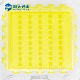 Base de cuivre rouge 99,99% de pureté de l'or sur le fil de puissance élevée 30W COB Puce LED