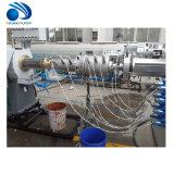 Riga di plastica dell'espulsione del tubo dell'HDPE ad alta velocità con il prezzo di fabbrica