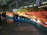 Flexible LED Screen Curtain Curved Display for Outdoor Indoor P4.81 P5.95 P6.25