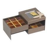 Het Verpakkende Vakje van de Gift van het Venster van het document voor de Chocolade van de Verpakking
