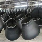 Soldadura reductor concéntrico de montaje del tubo de acero inoxidable