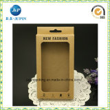 2016 New Style Kraft Paper Display Box with Window (JP-box034)
