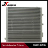 Brasé aluminium échangeur de chaleur pour Sullair
