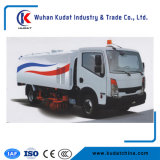 4X2 Diesel routier vide Sweeper chariot balayeuse