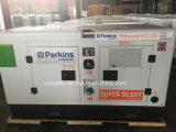 Silent acionado por motor Perkins 80kVA grupo gerador diesel