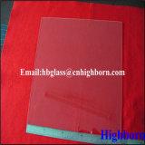Lastra di vetro del quarzo del silicone del quadrato della radura di elevata purezza